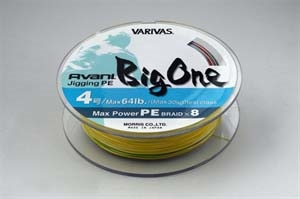 AVANI JIGGING PE BIG ONE 300MT [Varivas]