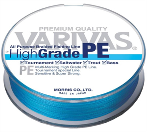 HIGH GRADE PE 150MT [Varivas]