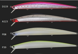 TIDE MINNOW SLIM FLYER 175 [Duo]