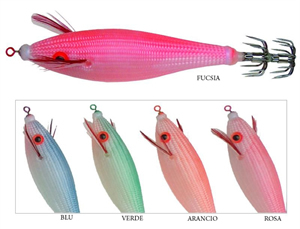 TOTANARA SQUID JIG COLOR GLAVOC 1021/1022 [DTD]