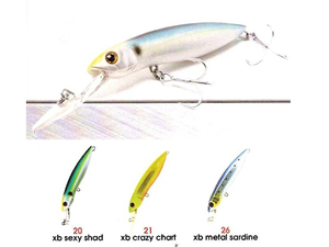 HEAVY DUTY MINNOW 100 F/DR [X-bait]