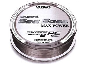 AVANI SEA BASS PE MAX POWER  20LB [Varivas]